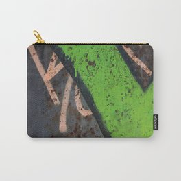 Rustin' piece Carry-All Pouch