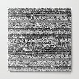 DigitalError Metal Print