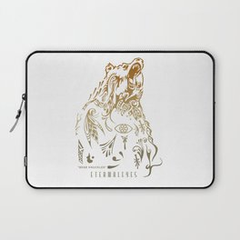 Bear Knuckles Laptop Sleeve