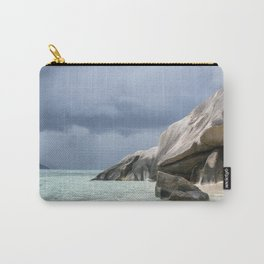Voice Of The Ocean Carry-All Pouch