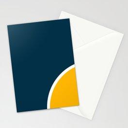 Geometric shape pattern nr 4434503 Stationery Cards
