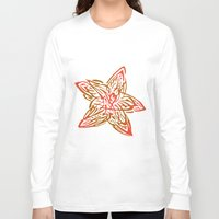 starfish Long Sleeve T-shirts featuring Starfish by SvetIu