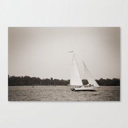 Woodwind II Canvas Print