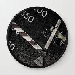 Airspeed Wall Clock