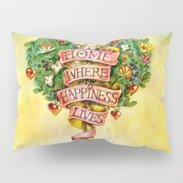 Tree of happiness! Pillow Sham