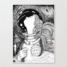 Aurora 4 Canvas Print
