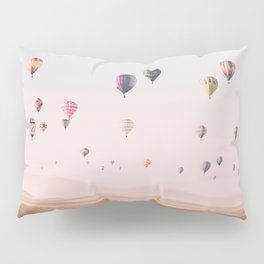 Around the World Pillow Sham