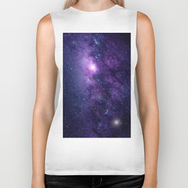 The Milky Way. Biker Tank