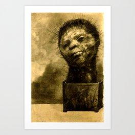 "Odilon Redon ""Cactus Man"" Art Print"
