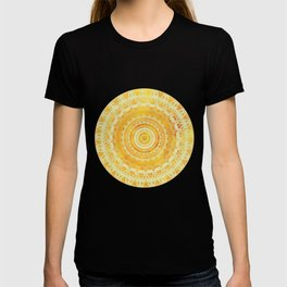 Sun Mandala 4 T-shirt