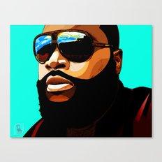 Rozay Canvas Print