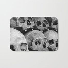 Legacy of Pol Pot Bath Mat