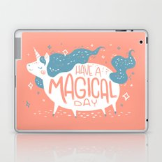HAVE A MAGICAL DAY Laptop & iPad Skin