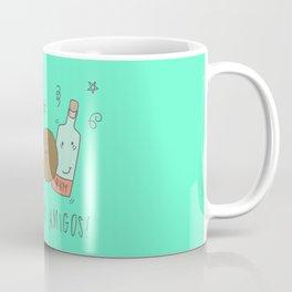 The Pina  Amigos! Coffee Mug