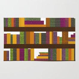 Books Rug