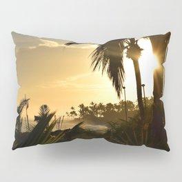 Photo 33 beach palm trees Pillow Sham