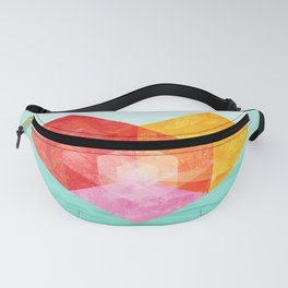 Heart of the sea Fanny Pack