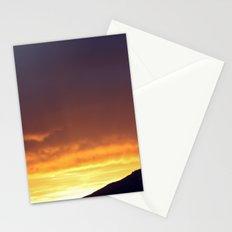Western Colorado Sunrise Stationery Cards