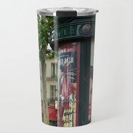 Paris Columns 1 Travel Mug