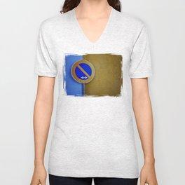 The Sign / Color Swap Unisex V-Neck
