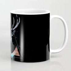The Blue Deer Mug