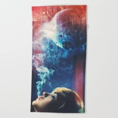 G-nesis Beach Towel
