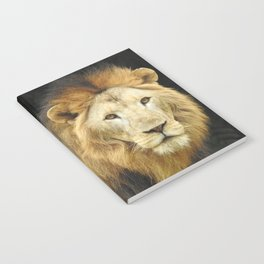 Lion the King of Beasts Notebook