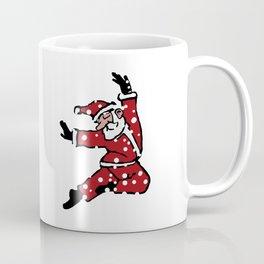 Dancing Santa - 8 Coffee Mug