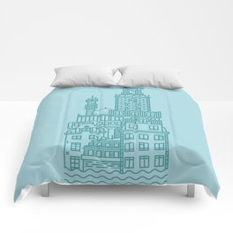 Stockholm (Cities series) Comforters