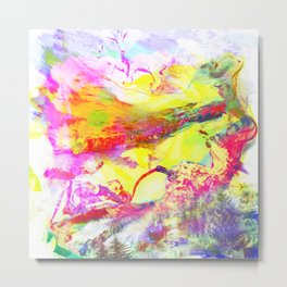 Birth Metal Print