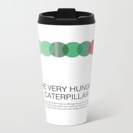 The Very Hungry Caterpillar Metal Travel Mug