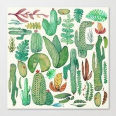 nature flora Canvas Print
