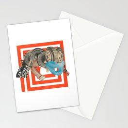Big Bad Bug Stationery Cards