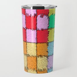 Chromatic Metropolis Travel Mug