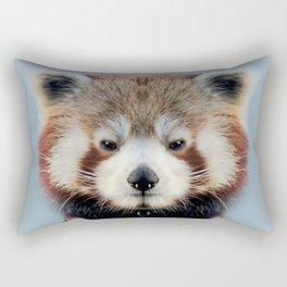 Fashion raccoon Rectangular Pillow