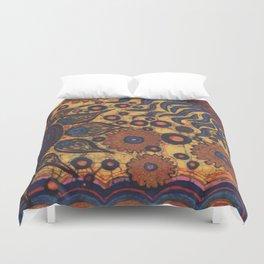 Summertime Batik Duvet Cover