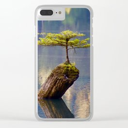 fairy tree, 2017 Clear iPhone Case