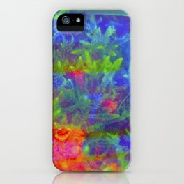 Our Psychedelic Nature iPhone Case