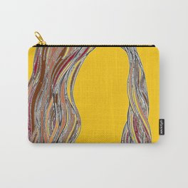 Super Girl Carry-All Pouch