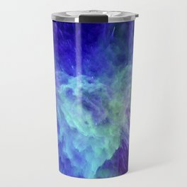 Space Explosion 07 Travel Mug
