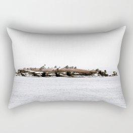 ~Island in the cape~ Rectangular Pillow