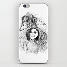 The Other Mother iPhone Skin