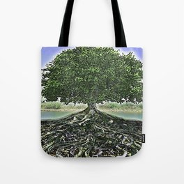 Really Rooted Tote Bag