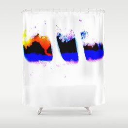 Sycamore View Shower Curtain
