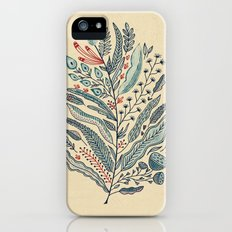 Turning Over A New Leaf iPhone (5, 5s) Slim Case