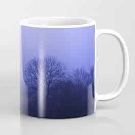 Purple Fog Coffee Mug