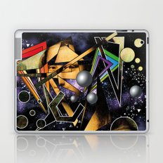 art in the space Laptop & iPad Skin