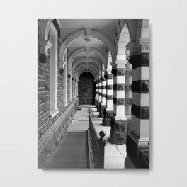 Dunedin Railway Station (New Zealand Collection) Metal Print