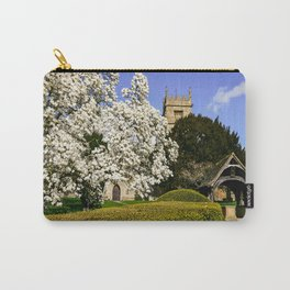Magnificent Magnolia Carry-All Pouch