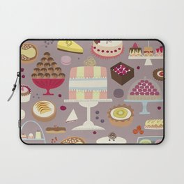 Patisserie Cakes and Good Things Laptop Sleeve